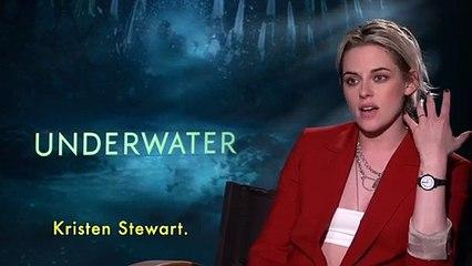 Underwater: Kristen Stewart.