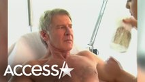 Harrison Ford Reflects On Getting Waxed On-Camera In 2008: 'I'm Just Brave That Way'