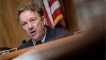 Kentucky Senator Rand Paul Tests Oositive For COVID-19