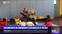 Coronavirus: plusieurs écoles accueillent des enfants de soignants