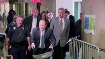 Harvey Weinstein tests positive for virus: Union leader