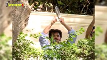 Anil Kapoor Cheers For Heroes From His Balcony On Janta Curfew
