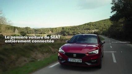Premiers tours de roues pour la Nouvelle SEAT Leon