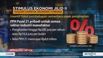 Pemerintah Keluarkan  Stimulus Ekonomi Hadapi Dampak Covid-19