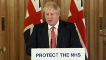 Coronavirus: Boris Johnson reminds people of 'social distancing' guidance to stay two metres apart