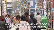 Le report des JO de Tokyo pourrait devenir inévitable face au coronavirus