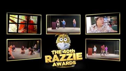 Razzie Awards : The Lock-Down Edition