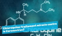 Chloroquine: traitement miracle contre le Coronavirus?