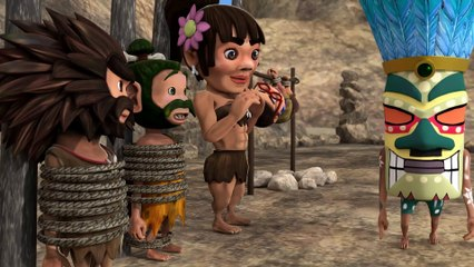 ❤ Oko Lele - Caveman | Episode 52 | Animated Short | Funny Cartoon for Childrens