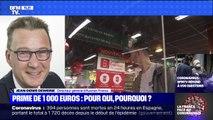 """Le directeur général d'Auchan affirme avoir """"augmenté significativement les approvisionnements"""" de ses magasins"""