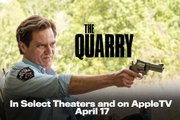 The Quarry Official Trailer (2020) Shea Whigham, Michael Shannon Thriller Movie