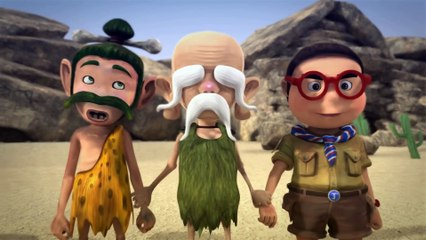 ❤ Oko Lele - Caveman | Episode 56 | Animated Short | Funny Cartoon for Childrens