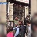 ازدحام غير مبرر على أفران دمشق بعد تسجيل أول إصابة بفيروس كورونا في سوريا