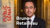 """""""Certaines choses n'ont pas bien fonctionné. Il faudra en tirer les leçons"""" Bruno Retailleau"""