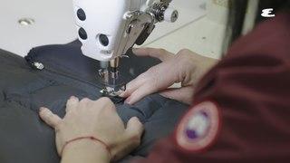 Making the Canada Goose Langford Jacket