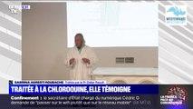 Coronavirus: traitée par le professeur Didier Raoult, elle témoigne