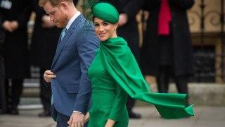 Looking Back at Meghan Markle's Royal Fashion