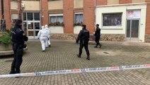 Policía informa sobre cuarentena a afectados por coronavirus en Logroño
