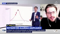 Espejo Público no tarda ni un minuto en cortar a un invitado en cuanto nombra el 8M al hablar del coronavirus