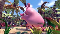 ❤ Nono Forest - Episode 102 | Funny Cartoon for Childrens | Watch Cartoon Online Free | PineApple Kids