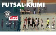 Rückblick: Hohenstein-Ernstthal siegt im Viertelfinale der Deutschen Meisterschaft nach Futsal-Krimi
