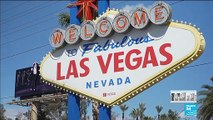 Coronavirus turns Las Vegas into ghost town