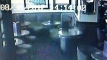 Ghost Caught on Camera CCTV at The Three Arrows Haunted Pub Heywood UK Paranormal Activity on Camera