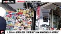 Coronavirus, Giorgio Gori svela la situazione nella città di Bergamo | Notizie.it