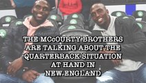 The McCourty Twins Aren't Worried About Quarterback In New England