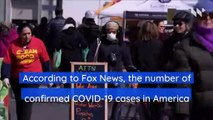 The US Is Now the Third-Highest Coronavirus-Infected Nation in the World