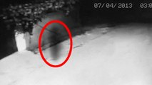 Unnatural Shadow Caught On CCTV Camera - Chilling Ghost Videos - Real Ghost Caught on CCTV Camera