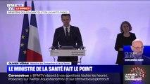 Olivier Véran annonce 186 décès recensés en France en 24h, portant le bilan total de l'épidémie à 860 morts