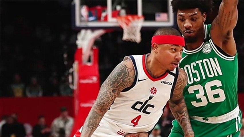 Isaiah Thomas Praises Celtics