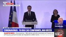 """""""20 millions de masques seront livrés aux hôpitaux et aux Ehpad"""" affirme le ministre de la Santé Olivier Véran"""