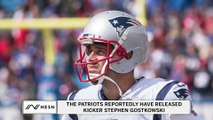 Patriots Reportedly Have Released Stephen Gostkowski After 14 Seasons