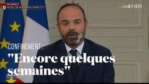 """Coronavirus: """"Le temps du confinement peut durer encore quelques semaines"""" annonce Edouard Philippe"""