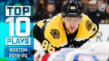 Top 10 Bruins Plays ... Thus Far