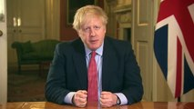 Coronavirus: Boris Johnson  announces major restrictions on public with police given powers to fine those leaving the house without justification