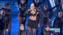 Dua Lipa Moves Release Date for New Album 'Future Nostalgia'   Billboard News