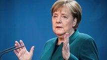 Merkel initially tests negative for coronavirus