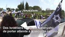 Coronavirus: les Israéliens accusent Netanyahu de porter atteinte à la sécurité nationale