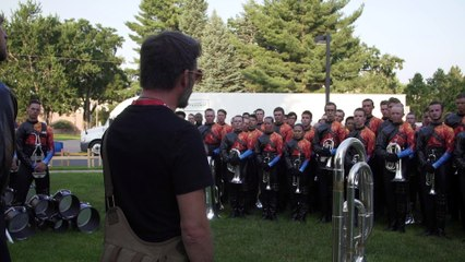 In The Circle With Colts After DCI Menomonie