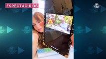Thalía critica a AMLO por no respetar medidas contra coronavirus