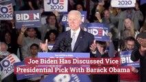 Joe Biden Looks Deeper For A VP