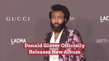 Donald Glover Releases New Work