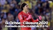 Guillermo Ochoa o Jesús Corona, ¿quién es mejor?
