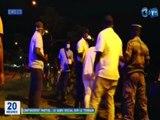 RTG - Distribution de masques et gels Hydroalcooliques par le SAMU Social Gabonais