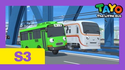 Ep.20 Ask Met anything l Tayo the Little Bus Season 3