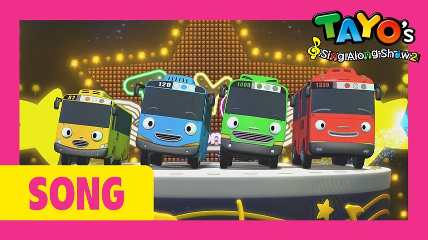 Opening Song l Tayo's Sing Along Show 2 l Tayo the Little Bus