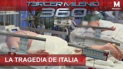 Tercer Milenio 360 l La Tragedia de Italia l 12 de Marzo
